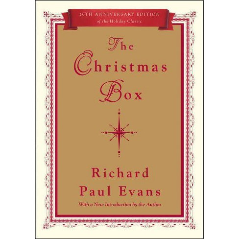 The Christmas Box (Anniversary) (Hardcover) by Richard Paul Evans - image 1 of 1