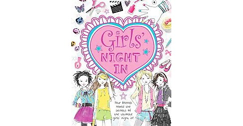 Girls' Night  In (Paperback) (Gemma Barder) - image 1 of 1
