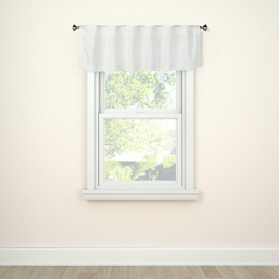 Window Valance Honeycomb White - Threshold™