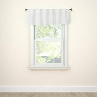 Window Valance Honeycomb White - Threshold™