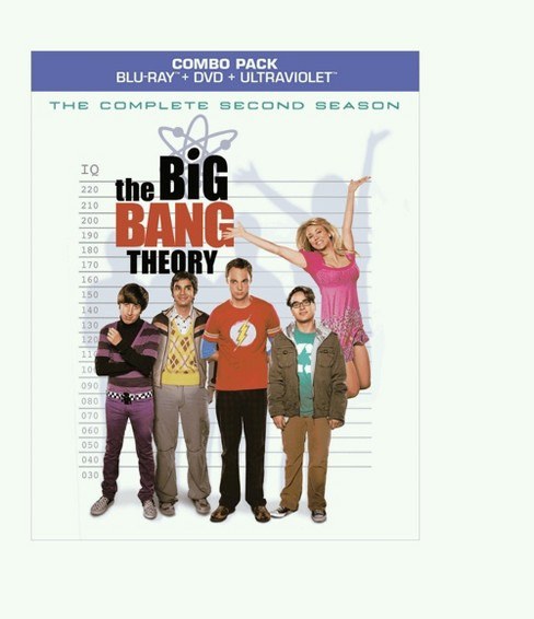 Big Bang Theory:Complete Second Ssn (Blu-ray) - image 1 of 1