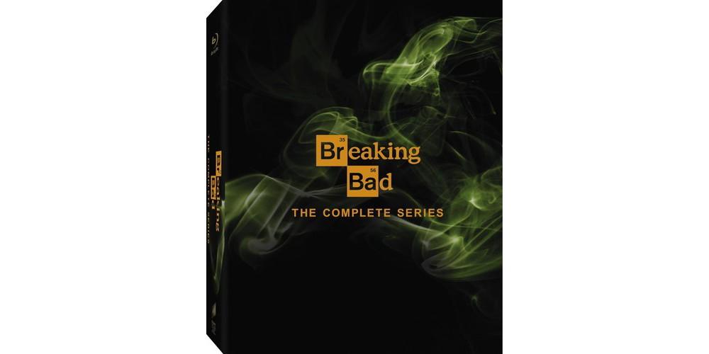 Breaking Bad: Complete Series (Blu-ray)