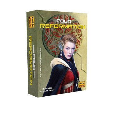 Coup Reformation Expansion Card Game