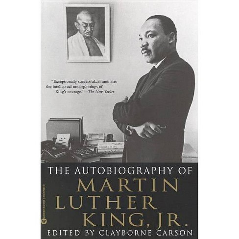 Autobiography of Martin Luther King, Jr. - (Hardcover) - image 1 of 1