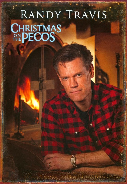 Randy travis:Christmas on the pecos (DVD) - image 1 of 1
