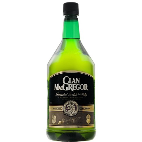 Clan MacGregor Scotch Whisky - 1.75L Bottle - image 1 of 1