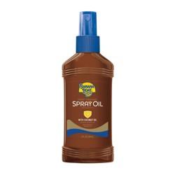Banana Boat Deep Tanning Oil Sunscreen Pump Spray - SPF 4 - 8oz