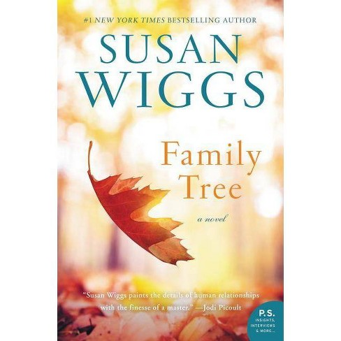 Family Tree - by  Susan Wiggs (Paperback) - image 1 of 1