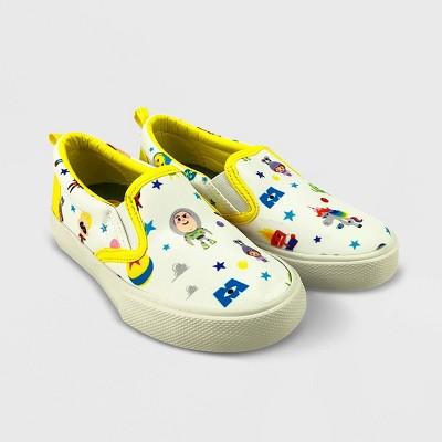 Kids' Disney World of Pixar Sneakers - White - Disney Store