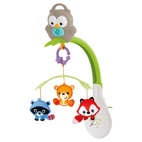 Fisher-Price Woodland Friends 3-in-1 Musical Mobile - image 1 of 15