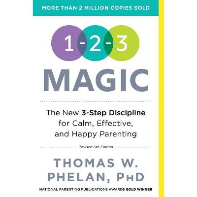 1-2-3 Magic - 6th Edition by  Thomas Phelan (Paperback)