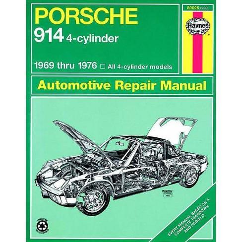 4-cyl. 1969-1976 Porsche 914 Industry Automotive luxhostel24.pl