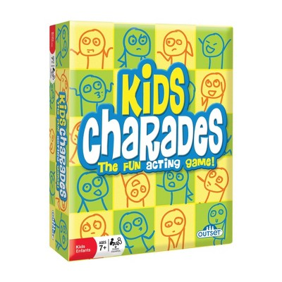 Kids' Charades Game
