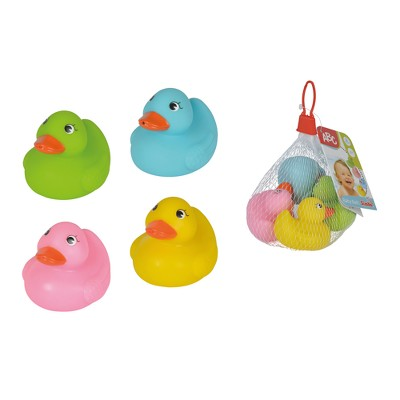 Simba ABC - 4pc Bathing Ducks