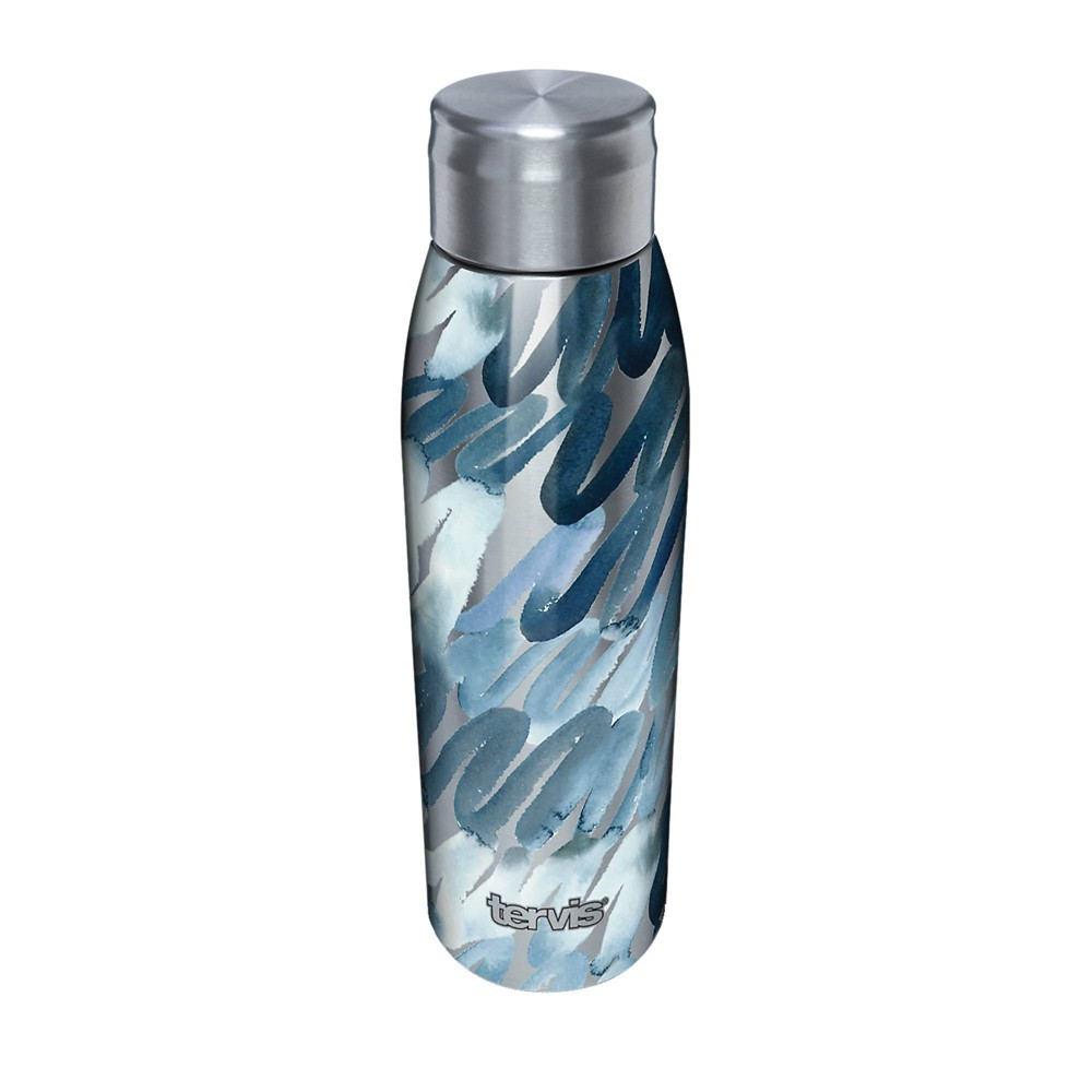 Top Tervis 17oz Stainless Steel Water Bottle - Yao Cheng Scribble