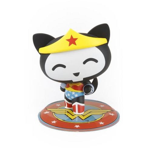 """Toynami, Inc. Skelanimals DC Heroes 4"""" Vinyl Figure: (Wonder Woman) Kit - image 1 of 3"""