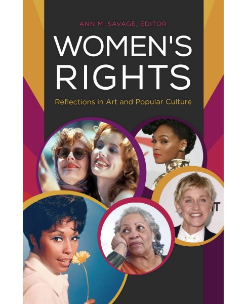 Women's Rights : Reflections in Popular Culture (Hardcover) - image 1 of 1