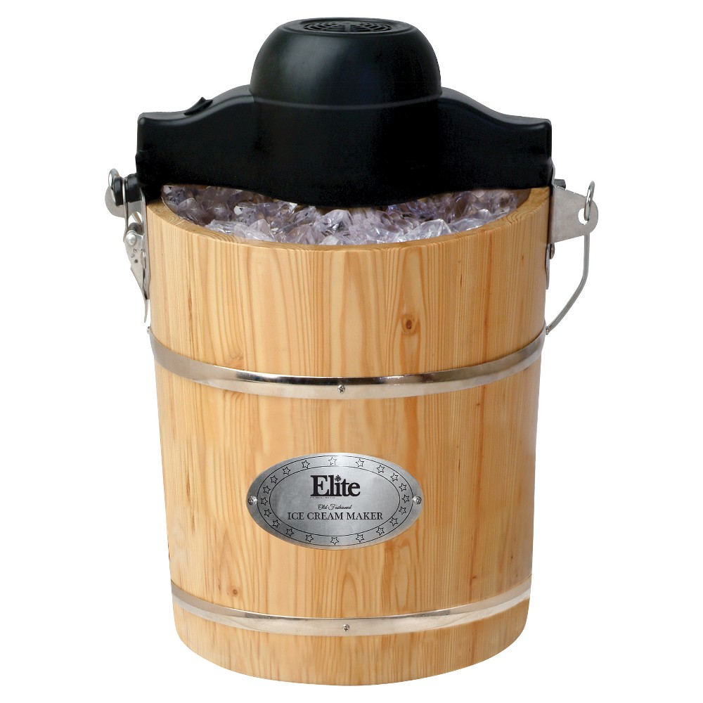 Elite Gourmet Electric Ice Cream Maker, Neutral 50974790