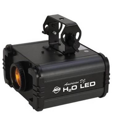 AMERICAN DJ H2O IR LED Water Flowing Effect Light w/ 6 Colors & Hanging Bracket