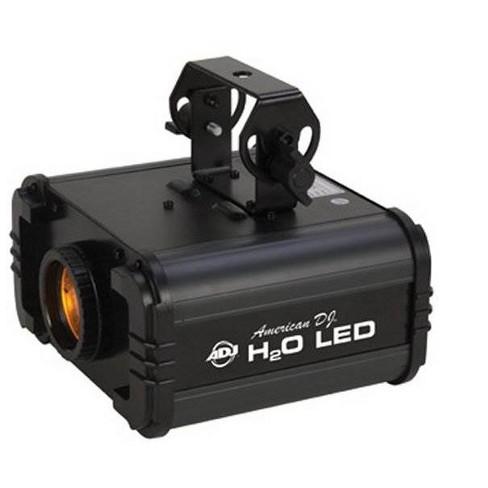 AMERICAN DJ H2O IR LED Water Flowing Effect Light w/ 6 Colors & Hanging Bracket - image 1 of 4