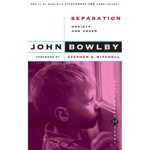 Separation - (Basic Books Classics) by  John Bowlby (Paperback) - image 1 of 1