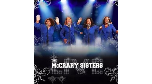 Mccrary Sisters - Live (CD) - image 1 of 1