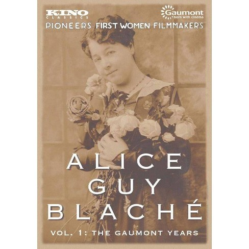 Alice Guy Blache Volume 1: The Gaumont Years (DVD) - image 1 of 1