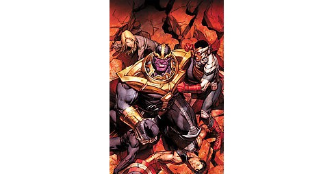 Avengers 3 : Time Runs Out (Hardcover) (Jonathan Hickman) - image 1 of 1