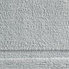 Spa Solid Bath Rug Gray - iDESIGN - image 3 of 4