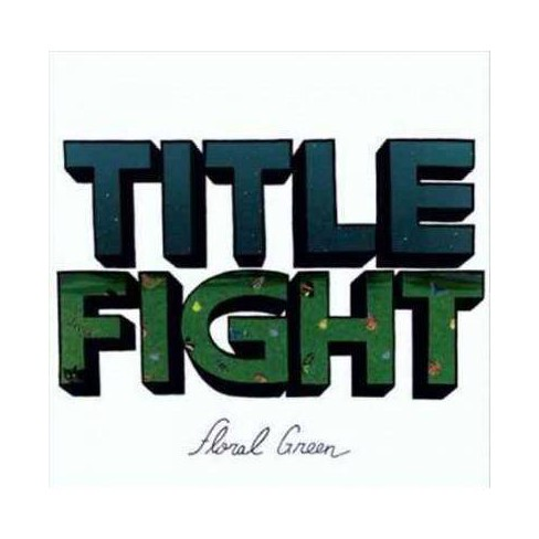 Title Fight - Floral Green (Vinyl) - image 1 of 1