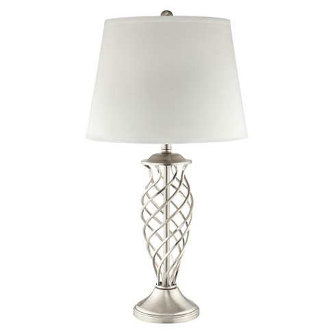 Luella Woven Cage Table Lamp - image 1 of 6