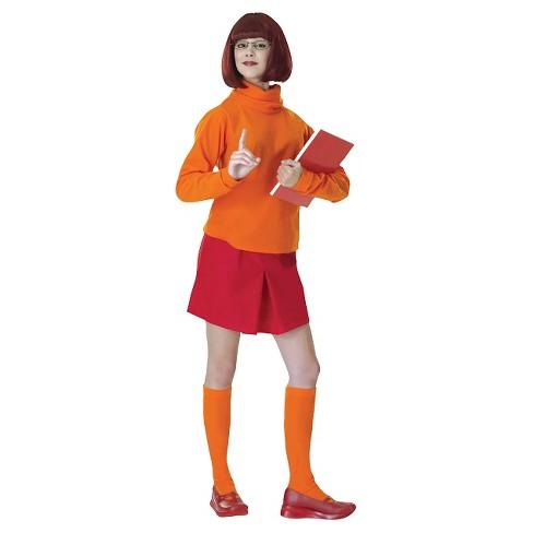 Scooby Doo Women's Velma Costume - One Size - image 1 of 1