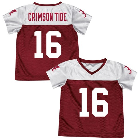 Alabama Crimson Tide Boys' Short Sleeve Replica Jersey - image 1 of 3