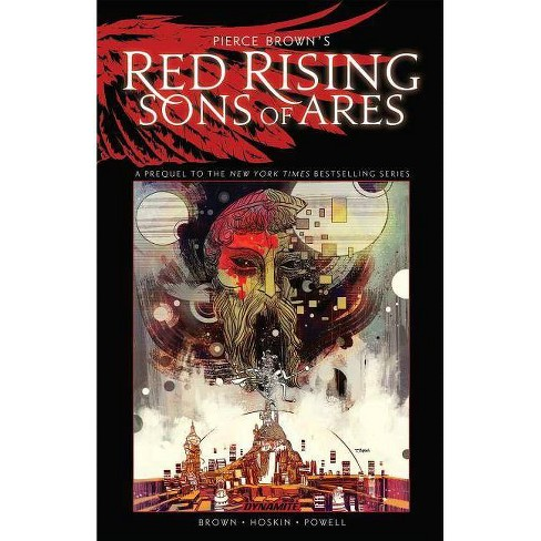 Pierce Brown's Red Rising: Sons of Ares - An Original Graphic Novel Tp - by  Pierce Brown & Rik Hoskin - image 1 of 1
