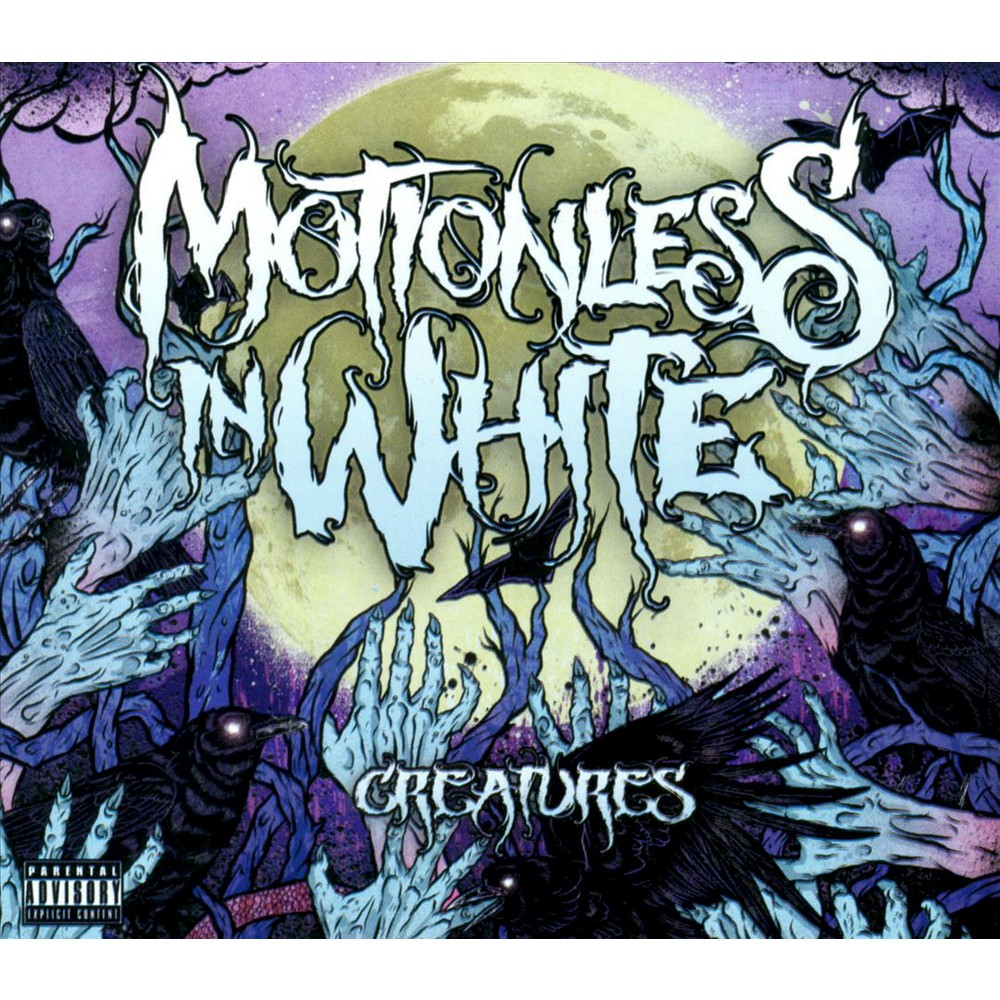 Motionless In White - Creatures (CD)