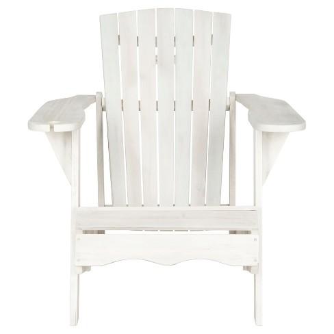 Bellagio Wood Patio Adirondack Chair - Safavieh® - image 1 of 4
