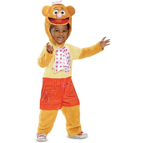 The Muppets Muppet Babies Fozzie Infant/Toddler Costume - image 1 of 1