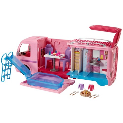 Phenomenal Barbie Dream Camper Playset Download Free Architecture Designs Rallybritishbridgeorg