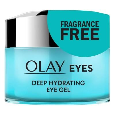 Olay Deep Hydrating Eye Gel with Hyaluronic Acid for Tired Eyes - 0.5 fl oz
