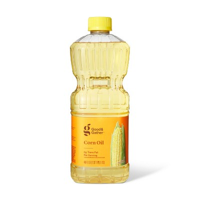 Corn Oil - 48oz - Good & Gather™