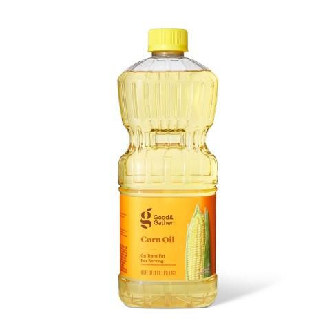 Corn Oil - 48oz - Good & Gather™ - image 1 of 2