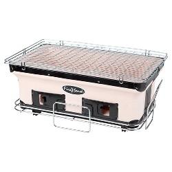 Fire Sense Rectangle Yakatori Charcoal Grill - Model 60450.0