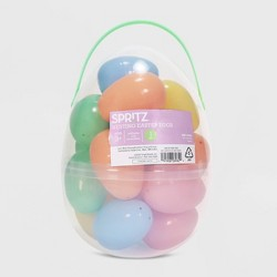 Plastic Easter Fillable Egg in Egg - Spritz™