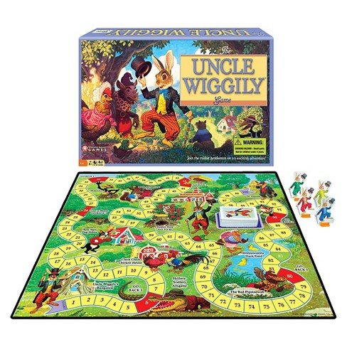 Uncle Wiggily Board Game - image 1 of 1