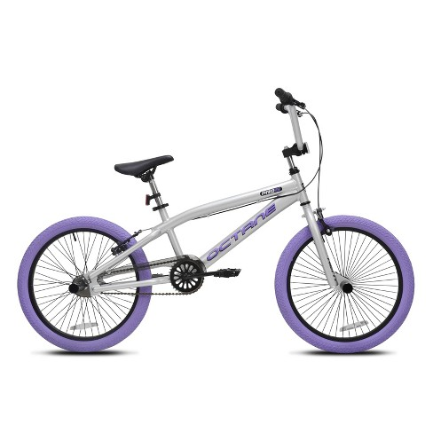 "Kent Octane 20"" Kids' Freestyle Bike - Silver - image 1 of 4"