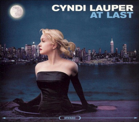 Cyndi lauper - At last (CD) - image 1 of 1