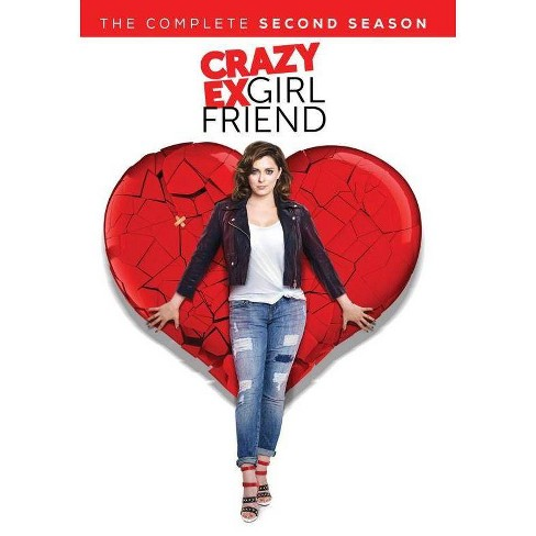 Crazy Ex-girlfriend: The Complete Second Season (DVD) - image 1 of 1