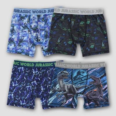 Boys' Jurassic World: Fallen Kingdom 4pk Underwear