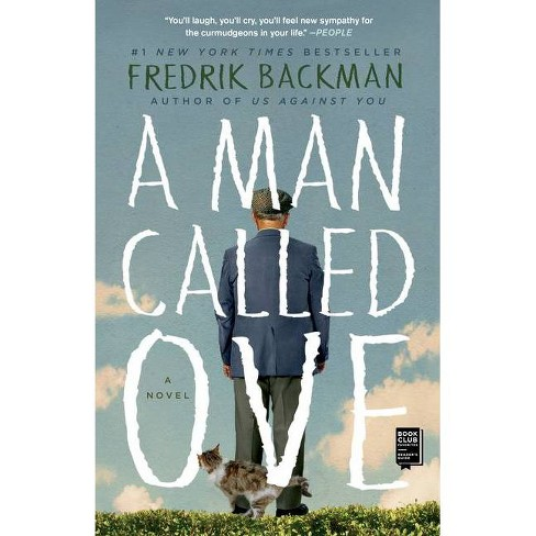 A Man Called Ove (Paperback) by Fredrik Backman - image 1 of 1