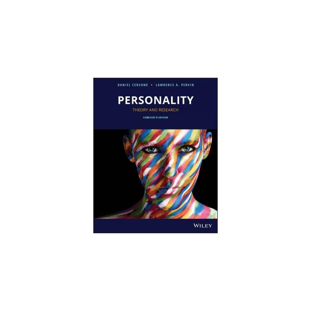 Personality : Theory and Research - 14 Reprint by Daniel Cervone & Lawrence A. Pervin (Paperback)